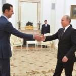 Rusya ve Suriye arasında dev anlaşma!