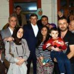 Başbakan Davutoğlu taksicilerle