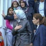 Başbakan Davutoğlu'nun eşi Sare Davutoğlu, Konya'da