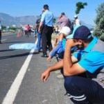 Manisa'da korkunç kaza: 3 işçi can verdi!