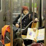 Oscar'lı oyuncu helikopterdan metroya düştü!