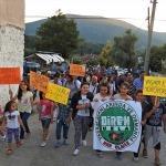Urla'daki RES projesine tepki