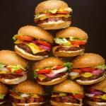Bir hamburger 506 lira