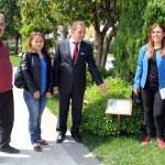 Sinop'ta Aşıklar Parkı'ndaki ağaç türleri tespit edildi