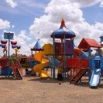 Çubuk Belediyesinden çocuk parklarında yenileme