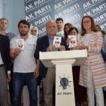 AK Parti Çanakkale İl Başkanlığından 25.000 Lokum