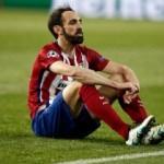 Juanfran'dan penaltı özrü