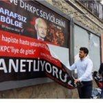 Ankara'da ibretlik görüntü! Tek tek topluyorlar!