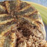 Fırında hamsili pilav tarifi