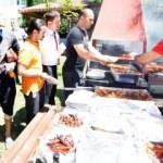 G.Saray'dan Ramazan ayında mangal partisi