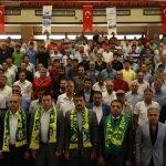 Şanlıurfaspor'un olağanüstü kongresi donduruldu