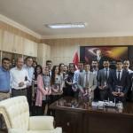 Gaziantep'te öğretmenlere kitap hediyesi
