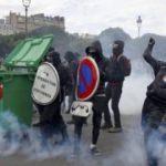Fransa'dan göstericilere karşı yeni önlem