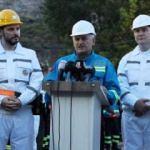 Yıldırım: Dışa bağımlılığı madenler azaltacak