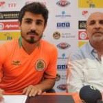 Alanyaspor, Erhan Kartal'ı renklerine bağladı