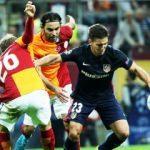 Galatasaray'ın rakibi Atletico Madrid!