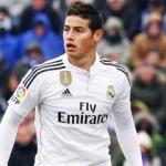 James Rodriguez, Everton'da
