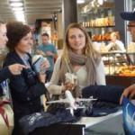 THY Cenevre Havalimanı'nda stand açtı