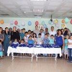 Anemi hastası çocuklara bayram hediyesi