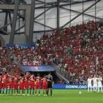 Fransa'da İstanbul için saygı duruşu