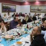 Kanal7 Medya Grubu yöneticileri iftarda buluştu