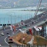 Osmangazi Köprüsü'nden kaçak geçene şok ceza!