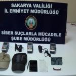 Sakarya'da bankamatik dolandırıcılığı iddiası