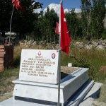 Afyonkarahisar'da şehitlerin mezarları yapıldı
