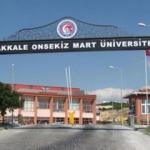ÇOMÜ'de 159 öğretim üyesi açığa alındı