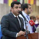 Demirtaş: Hükümetin yanındayız