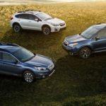 Subaru'ya 'en ideal SUV' ödülü