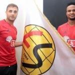 Eskişehirspor'dan 2 transfer birden