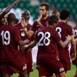 Trabzonspor'dan hazırlık maçında beş gol