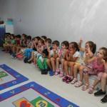 Eskişehir'de kreş öğrencilerine işaret dili kursu