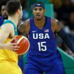 Carmelo Anthony ABD tarihine geçti!