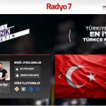 Radyo 7 yepyeni yüzüyle yayında!