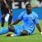 Trabzonspor'da N'Doye krizi