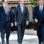 Kıbrıs için kritik görüşme!