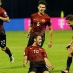 Türkiye Hırvatistan maçının özeti ve künyesi! - A Milli Takım deplasmandan umutlu döndü!