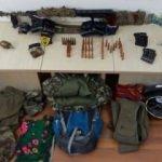 PKK'lı keskin nişancı kadın tüfeği ile yakalandı