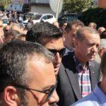 Erdoğan'dan eniştesine acı gününde vefa!