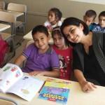 Kiraz Belediyesi'nden öğrencilere kırtasiye yardımı