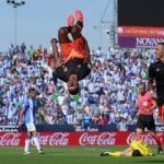 Valencia'yı Suarez ve Nani taşıdı!