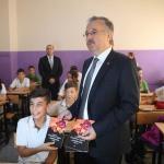 """İlk ders """"15 Temmuz Demokrasi Zaferi"""" videosu ile başladı"""