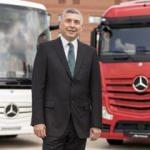 Mercedes-Benz Türk'e yeni müdür