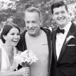Düğün fotosu çekilirken Tom Hanks'le karşılaşınca!