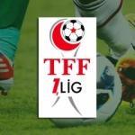 TFF 1. Lig yayınları için kritik hafta