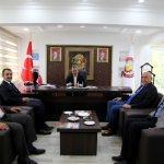 BYEGM Konya İl Müdürü Paslı'dan Seydişehir ziyareti
