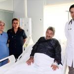 Çiğli Eğitim Hastanesinde ilk kalp pili uygulaması yapıldı