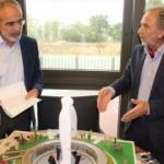 15 Temmuz anıtı için Azerbaycan'dan proje geldi
